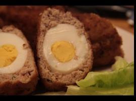 Jak zrobić jaskółcze gniazda, czyli mielony z jajem