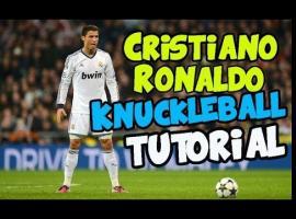 Jak wykonać knuckleball - rzuty wolne jak Cristiano Ronaldo