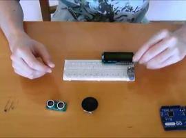 Jak zrobić czujnik cofania dzięki Arduino
