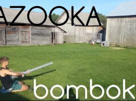 Jak zrobić bazookę