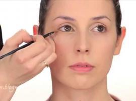 Jak wykonać makijaż z limonkowym akcentem na dolnej powiece