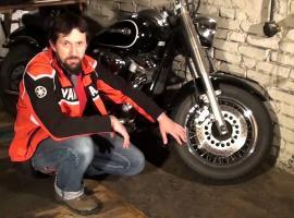 Jak zadbać o motocykl w zimie - opony