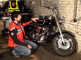 Jak dbać o motocykl zimą - paliwo i akumulator