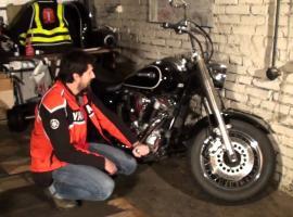 Jak zadbać o motocykl w zimie - mycie i smarowanko