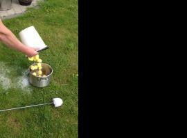 Jak obierać młode ziemniaki w mega szybki sposób