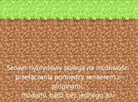 Jak zrobić hybrydowy serwer z modami i pluginami w Minecraft