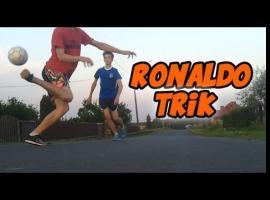 Jak wykonywać triki i zwody niczym Cristiano Ronaldo #3
