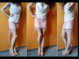 Jak uszyć spódniczkę asymetryczną