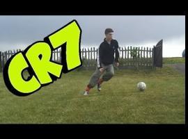 Jak wykonywać triki i zwody niczym Cristiano Ronaldo #2
