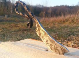 Jak zrobić nóż kabłąkowy