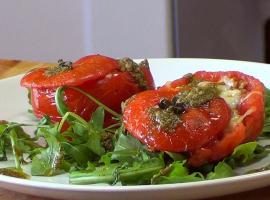 Jak zrobić pomidory faszerowane sosem bolońskim