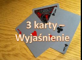 Jak wygląda sekret sztuczki z trzema kartami
