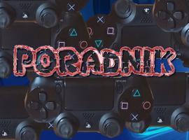 Jak naprawić pada PS4 - wymiana analogów i usterka touchpada