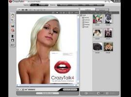 Jak zrobić animację ze zdjęcia - CrazyTalk 2014