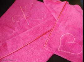 Jak uszyć ręcznik z własnym wzorem