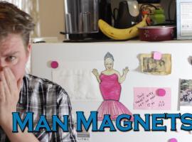 Jak zrobić męskie magnesy na lodówkę