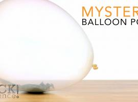 Jak wykonać trik z pękającym balonem