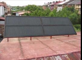 Jak zrobić kolektor słoneczny z paneli grzejnikowych