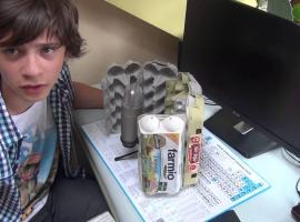 Jak otrzymać czysty dźwięk z mikrofonu