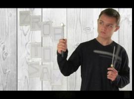 Jak zrobić ozdobny flakon z puszki i klamerek