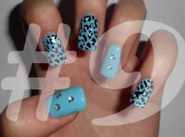 Jak zrobić panterkę na paznokciach