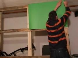 Jak zrobić green screen domowej roboty