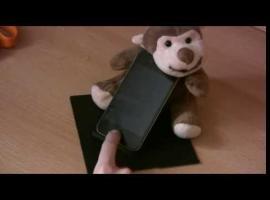 Jak zrobić stojak pod telefon z miśkiem