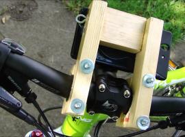 Jak zamocować komórkę na rowerze