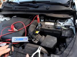 Jak naładować głęboko rozładowany akumulator