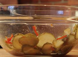 Jak zrobić szwedzką surówkę z chili