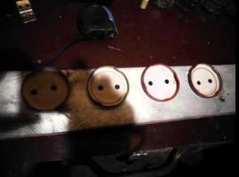 Jak zrobić półkę na śrubki i nakrętki