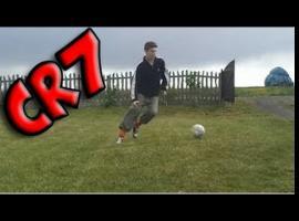 Jak wykonywać triki i zwody niczym Cristiano Ronaldo #6