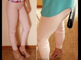 Jak uszyć spodnie do kostek
