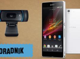 Jak wykorzystać telefon z androidem jako internetową kamerkę
