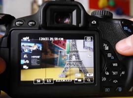 Jak nagrywać filmy lustrzanką #2