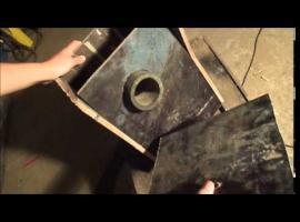 Jak zrobić domek dla ptaków w kształcie fotoradaru