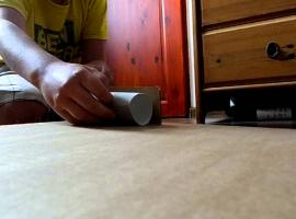 Jak zrobić kalendarz z rolek po papierze