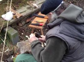 Jak zrobić łyżkę z drewna