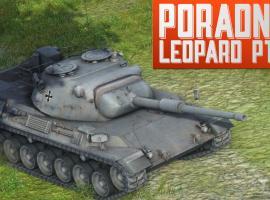 Jak grać czołgiem Leopard PT A w WoT