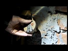 Jak otworzyć zamek bez klucza #2 - ochrona przed złodziejami