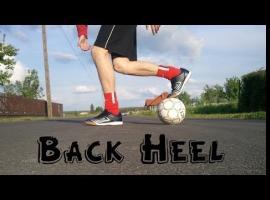 Jak wykonać Back Heel w piłce nożnej