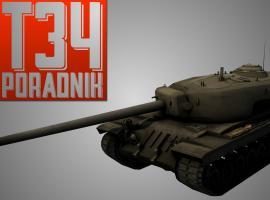 Jak grać czołgiem T34 w World of Tanks