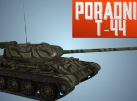 Jak grać czołgiem T-44 w World of Tanks
