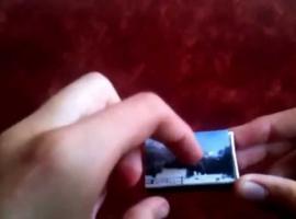 Jak wykonać sztuczkę z magicznym pudełkiem zapałek