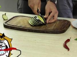 Jak przygotować sakiewki z bakłażana z fetą, miętą i chili