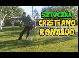 Jak wykonać zwód piłkarski na dwie nogi
