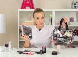 Jak zmniejszyć objętość wakacyjnej kosmetyczki