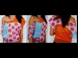 Jak uszyć bandeau i koszulkę