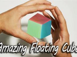 Jak stworzyć iluzję lewitującej kostki