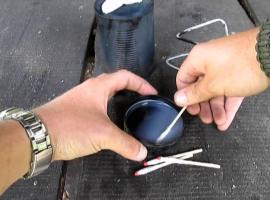 Jak zrobić zapałki wodoodporne domowej roboty
